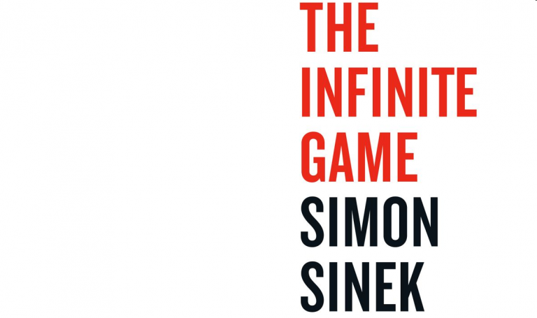"Review: ""The infinite game"" by Simon Sinek"